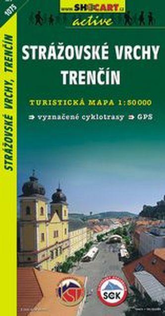 Strážovské vrchy, Trenčín 1:50 000