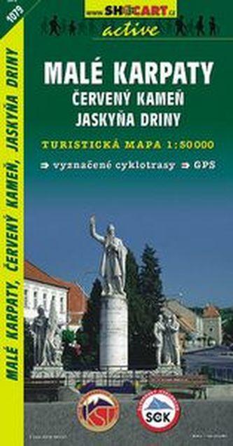 Malé Karpaty, Červený kameň 1:50 000