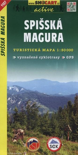 Spišská Magura 1:50 000