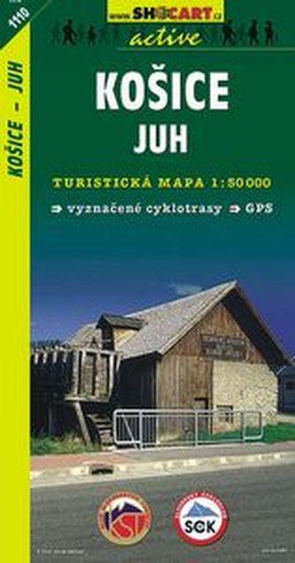 Košice - juh 1:50 000
