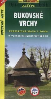 Bukovské vrchy 1:50 000