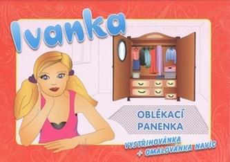 Oblékací panenka Ivanka