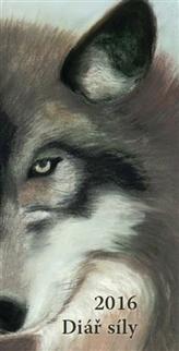 Diář síly 2016 - Vlk