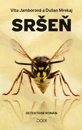 Sršeň - Detektivní román