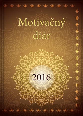 Motivačný diár 2016