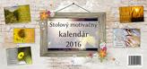 Stolový motivačný kalendár 2016