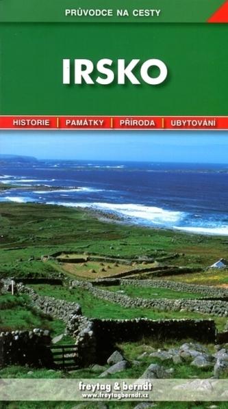 Průvodce na cesty Irsko - Jan Pergler