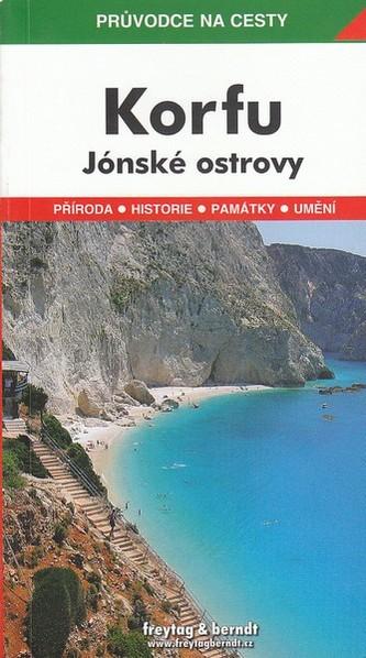 Průvodce na cesty Korfu a Jónské strovy