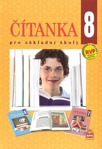 Čítanka 8 pro základní školy - Josef Soukal