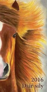 Diář síly 2016 - Kůň