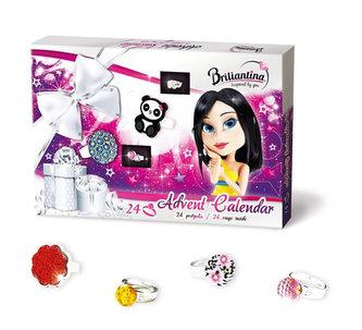 Advetní kalendář Briliantina 2015 - prstýnky - neuveden