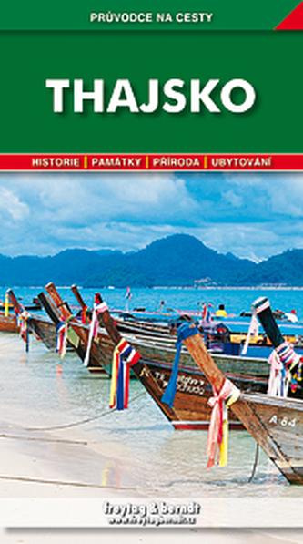 Průvodce na cesty Thajsko - Pavel Zvolánek