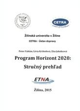 Program Horizont 2020 : Stručný prehľad