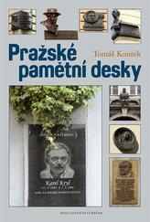 Pražské pamětní desky