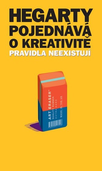 Hegarty pojednává o kreativitě - Pravidla neexistují