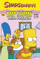 Simpsonovi - Bart Simpson 9/2015 - Princ ptákovin
