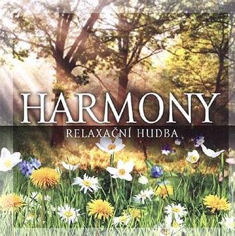 Harmony Relaxační hudba - CD