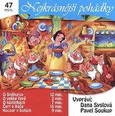 Nejkrásnější pohádky 2. - CD (Čte Dana Syslová, Pavel Soukup)