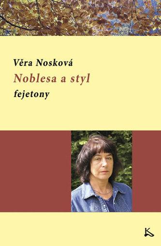 Noblesa a styl - fejetony