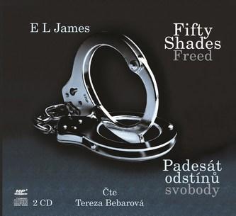Fifty Shades Free Padesát odstínů svobody (audiokniha) - E. L. James