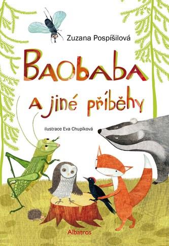 Baobaba a jiné příběhy - Eva Chupíková, Zuzana Pospíšilová