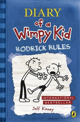 Diary of a Wimpy Kid 2 - Rodrick Rules - Kinney Jeff