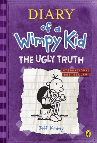 Diary of a Wimpy Kid 5 - The Ugly Truth - Kinney Jeff