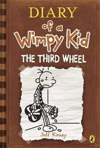 Diary of a Wimpy Kid 7 - The Third Wheel - Kinney Jeff