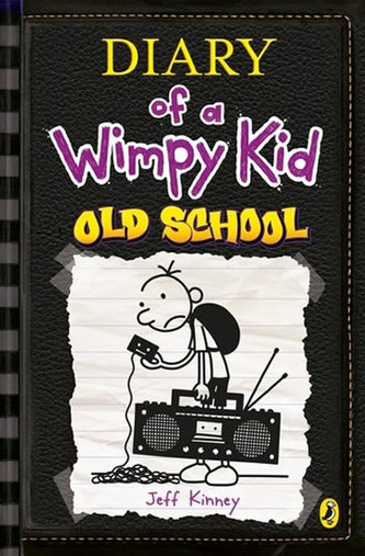 Diary of a Wimpy Kid 10 - Old School