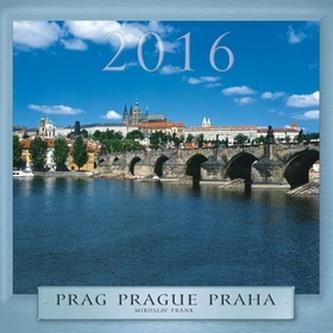 Praha CM 2016 - nástěnný kalendář