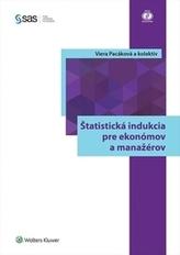 Štatistická indukcia pre ekonómov a manažérov