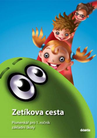 Zetíkova cesta - Písmenkář pro 1. ročník ZŠ