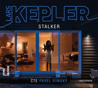 Stalker - CDmp3 (Čte Pavel Rímský) - Lars Kepler