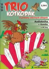 Trio Kotkodák (CD + Komiks)