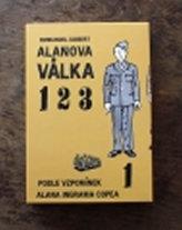 Alanova válka 1-3 BOX