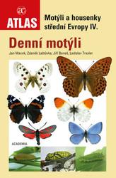 Denní motýli - Motýli a housenky střední Evropy IV.