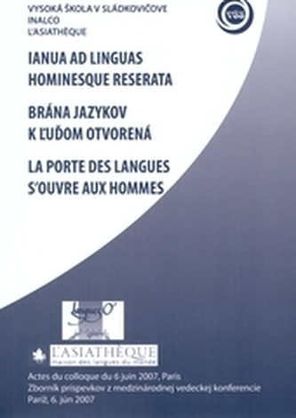 Brána jazykov ľuďom otvorená
