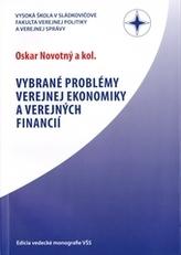 Vybrané problémy verejnej ekonomiky a verejných fináncií