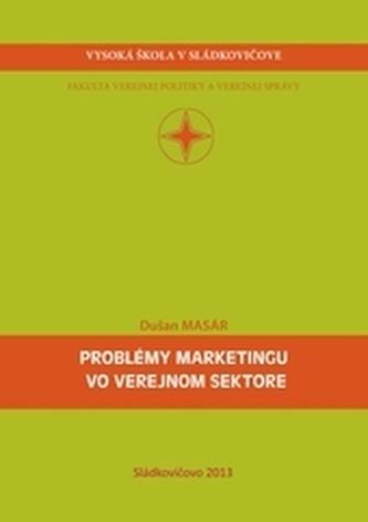 Problémy marketingu vo verejnom sektore