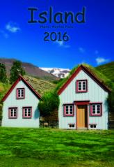 Island 2016 kalendár