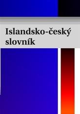 Islandsko-český slovník