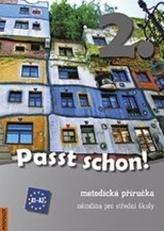 Passt schon! - 2. díl, metodická příručka se 3 CD