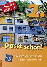 Passt schon! - 2. díl, učebnice a pracovní sešit