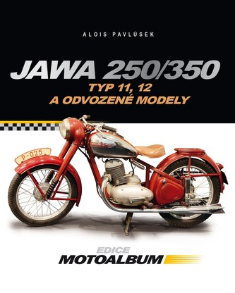 Jawa 250 / 350 - Alois Pavlůsek