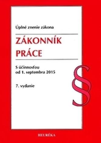 Zákonník práce Úzz, 7. vydanie