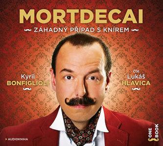Mortdecaiův záhadný případ s knírem - CDmp3 (Čte Lukáš Hlavica)