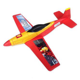 Letadlo Ironman - HM Studio