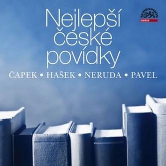 Nejlepší české povídky - CD