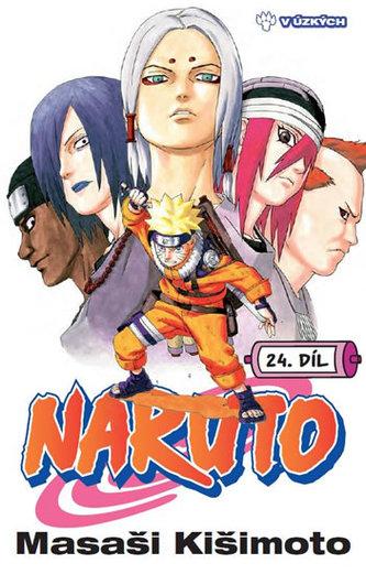 Naruto 24 - V úzkých