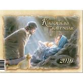 Katolícky kalendár 2016 stolový